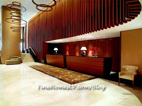 Ritz Carlton Vienna Lobby