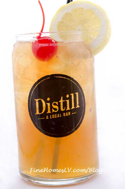 Distill A Local Bar Cocktail