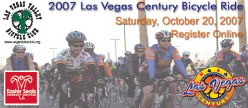 Las Vegas Bicycle Ride