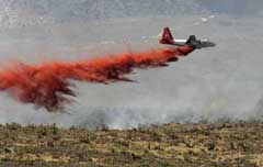 Red Rock Fire in Red Rock Real Estate