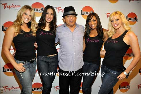 Fantasy Girls and Paul Rodriguez