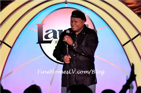 George Wallace at Laugh Factory