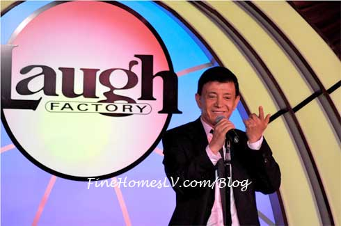 Jamie Masada at The Laugh Factory