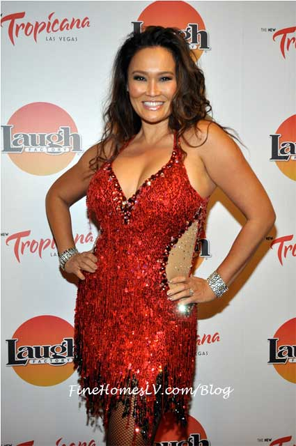Tia Carrere