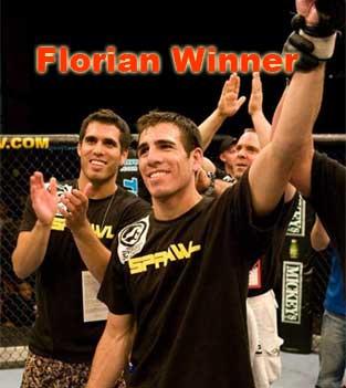 UFC Florian Winner