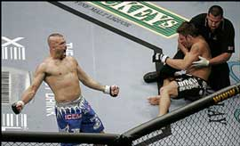 Chuck Liddell UFC 62 Champion