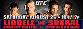 UFC 62 Ultimate Fighting Championship