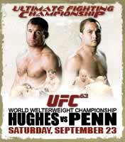 UFC 63 Hughes Vs Penn