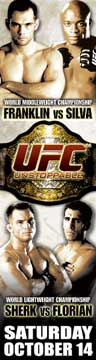 UFC 64 Ultimate Fighting Championship