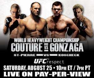 UFC 74 RESPECT