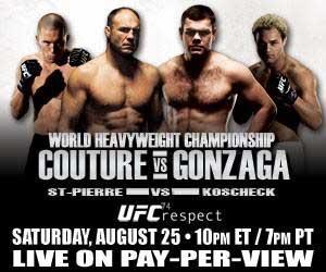 UFC 74 RESPECT