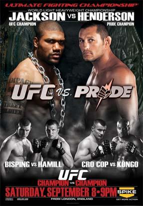UFC 75 Champion