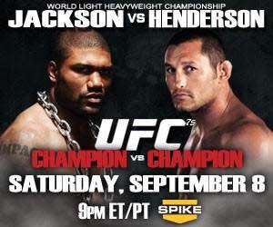 UFC 75 Jackson Vs Henderson