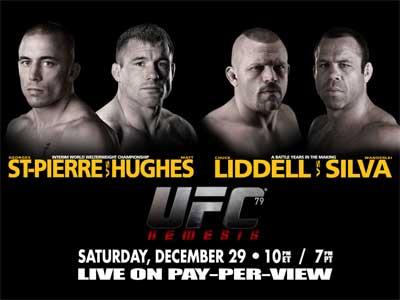 UFC 79 NEMESIS