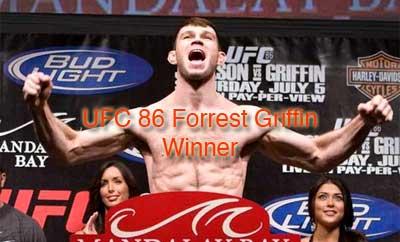 UFC 86 Forrest Griffin