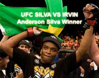 Anderson Silva Winner