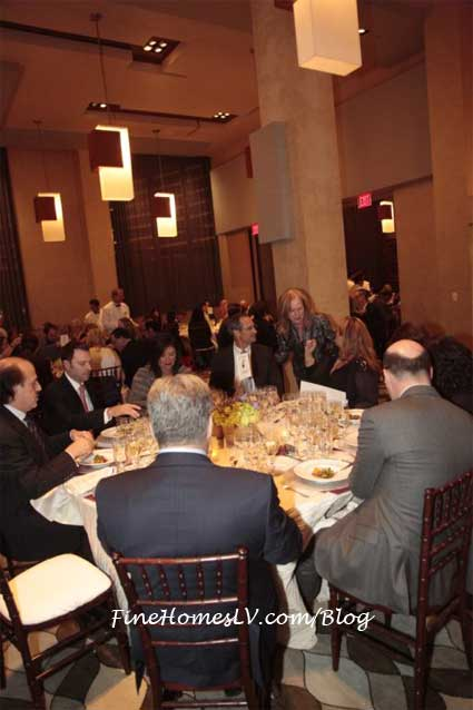 James Beard Foundation Award Dinner Guests