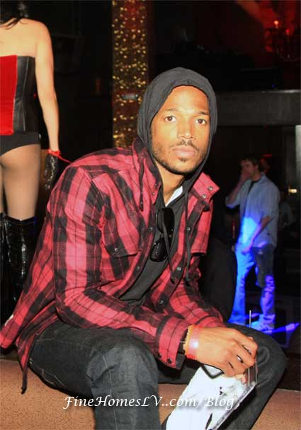 Marlon Wayans at TAO Nightclub