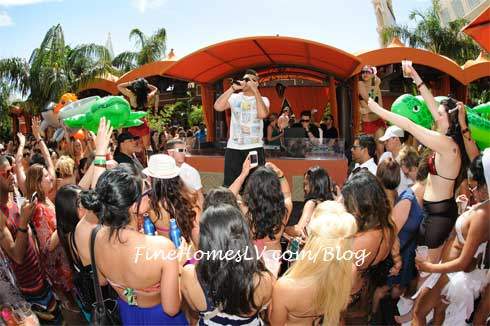 Sean Paul at TAO Beach