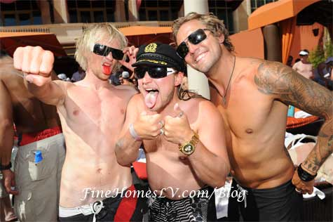 The Dudesons at TAO Beach