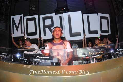 DJ Erick Morillo at TAO