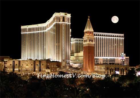 The Venetian and The Palazzo Las Vegas