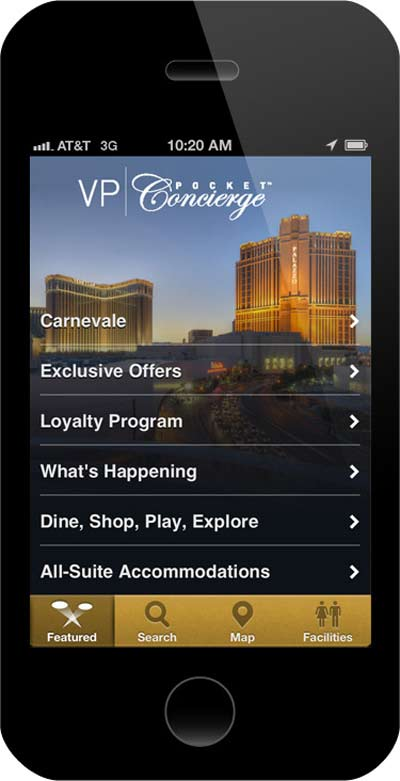 VP Pocket Concierge