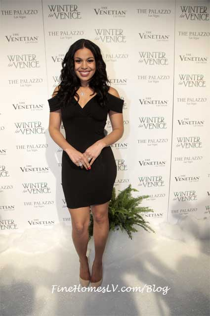 Jordin Sparks on The Red Carpet