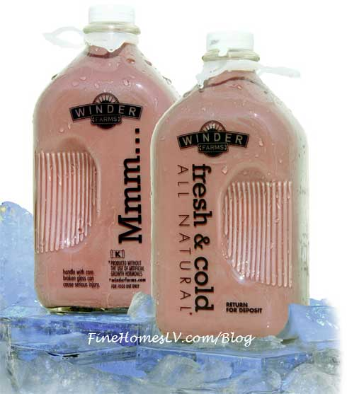 Winder Farms Chocolate Milk