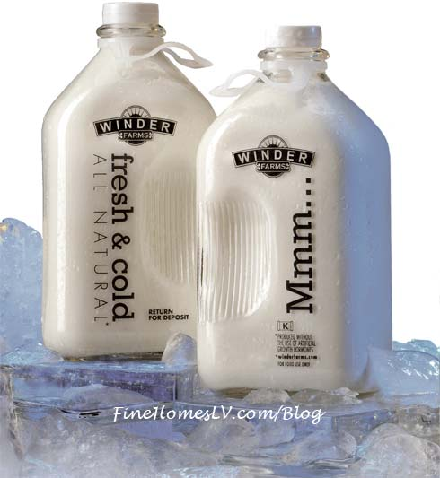 Winder Farms Milk