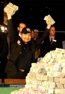 World Series Of Poker Winner