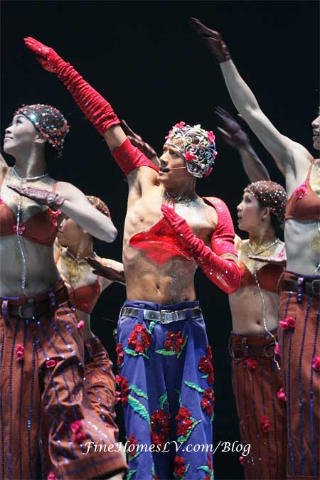 Aaron Kwok Performance