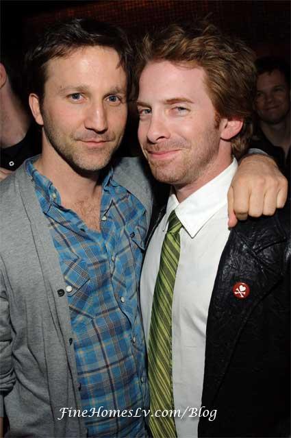 Seth Green and Breckin Meyer