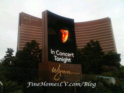 Garth Brooks At Wynn Las Vegas