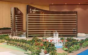 Wynn Resort Casino Macau in China